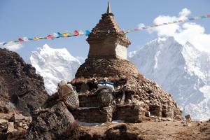Everest Base Camp - Trekkingreise Khumbu, Nepal