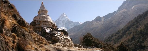 Kultur Trek im Sherpaland, Trekkingreise im Khumbu, Nepal